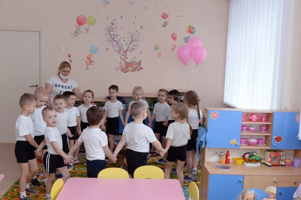 В Старом Осколе открылся детсад после капремонта на средства депутата Андрея Скоча, фото-7
