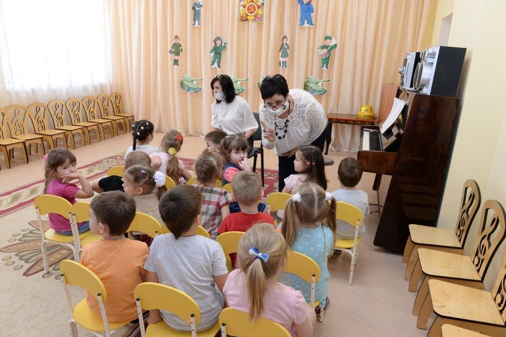 В Старом Осколе открылся детсад после капремонта на средства депутата Андрея Скоча, фото-5