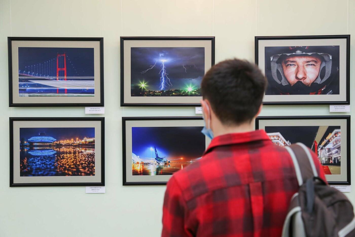Подведение итогов XI открытого конкурса в белгородской галерее фотоискусства им. В. А. Собровина, Фото: Антон Вергун