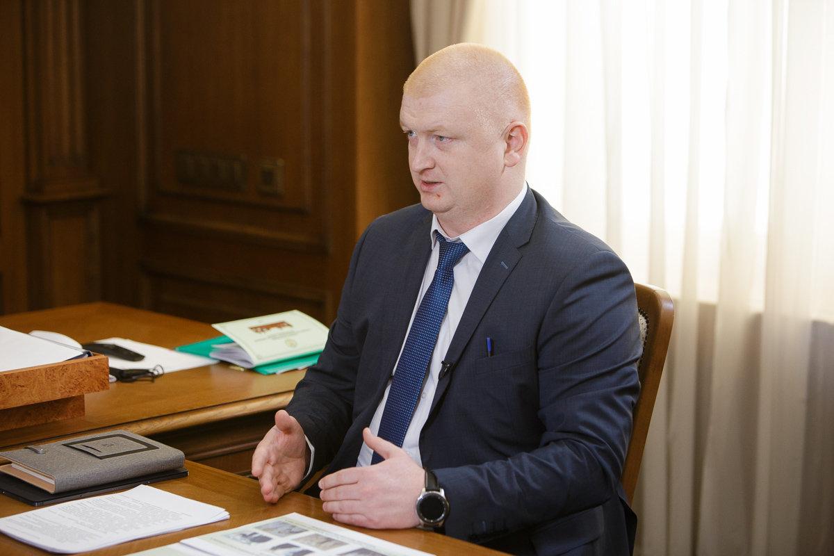 Андрей Иконников, Фото: пресс-служба губернатора и правительства Белгородской области