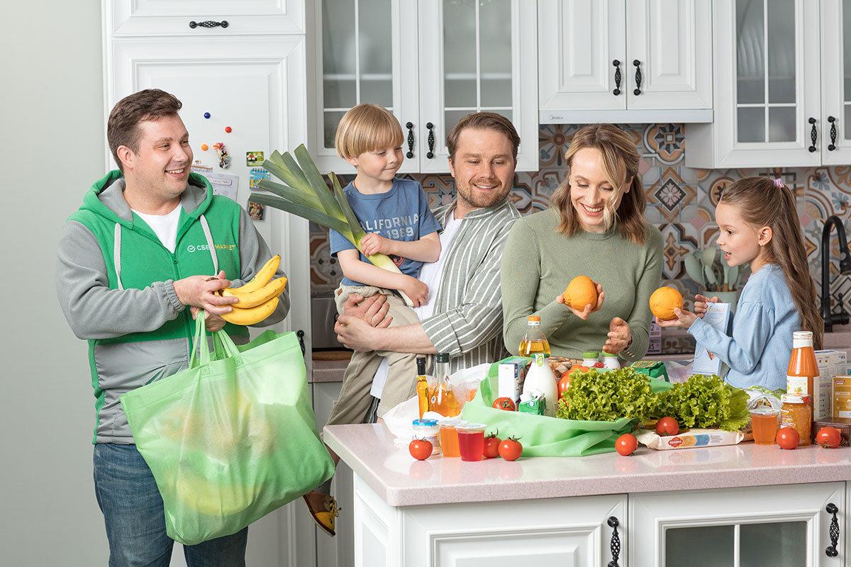 СберМаркет начал доставлять товары из гипермаркета «ЛИНИЯ» всего за 2 часа, фото-5