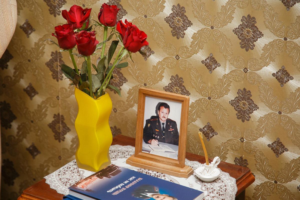 Семья Владимира Бурцева