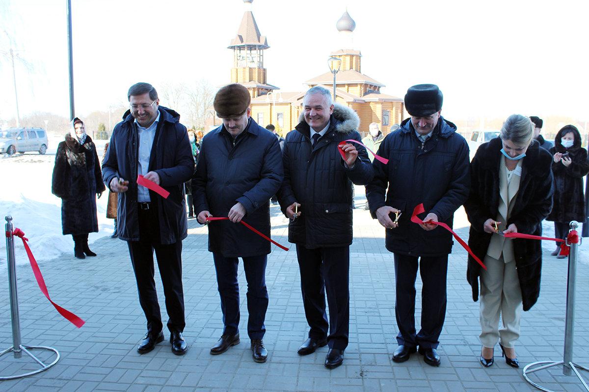 В старооскольском селе открылся Центр культурного развития, построенный на средства депутата Андрея Скоча, фото-2