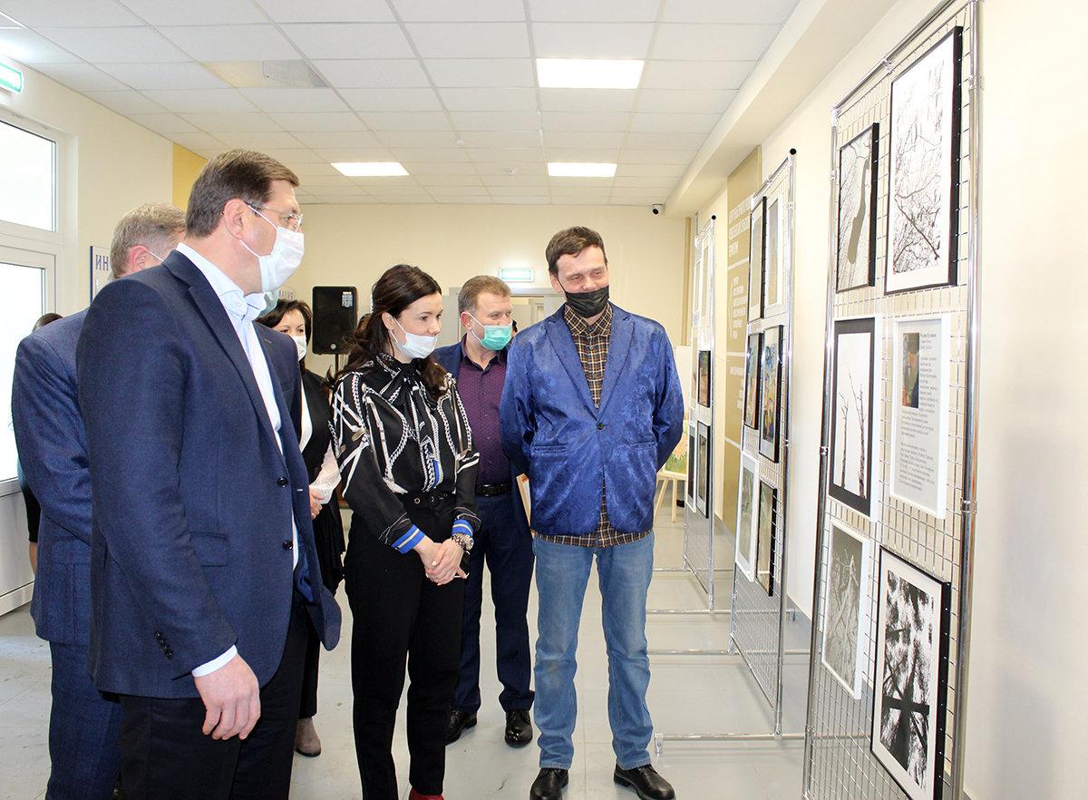 В старооскольском селе открылся Центр культурного развития, построенный на средства депутата Андрея Скоча, фото-6