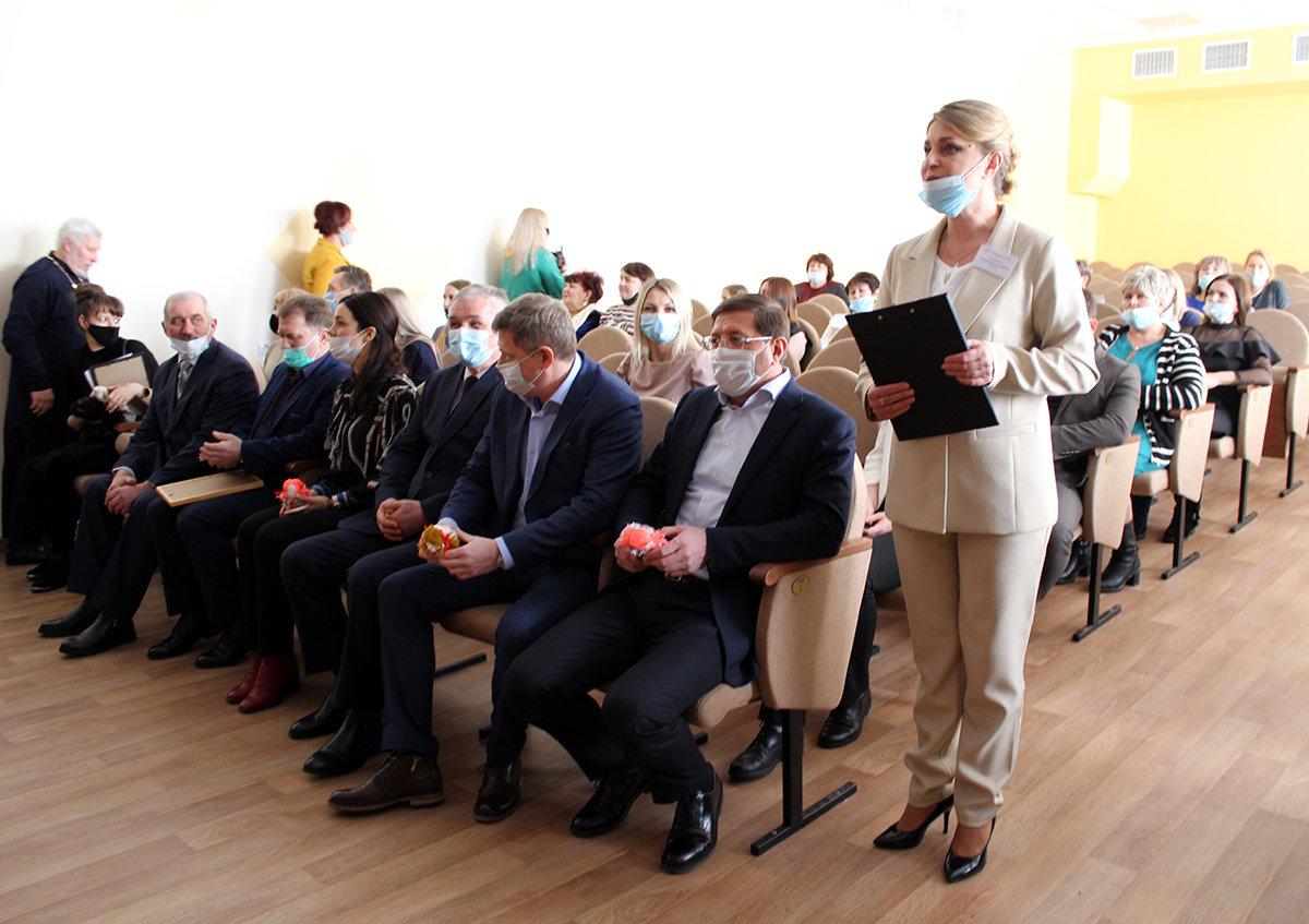 В старооскольском селе открылся Центр культурного развития, построенный на средства депутата Андрея Скоча, фото-10