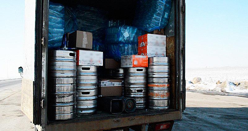 задержание пива, пресс-служба УМВД РФ по БО