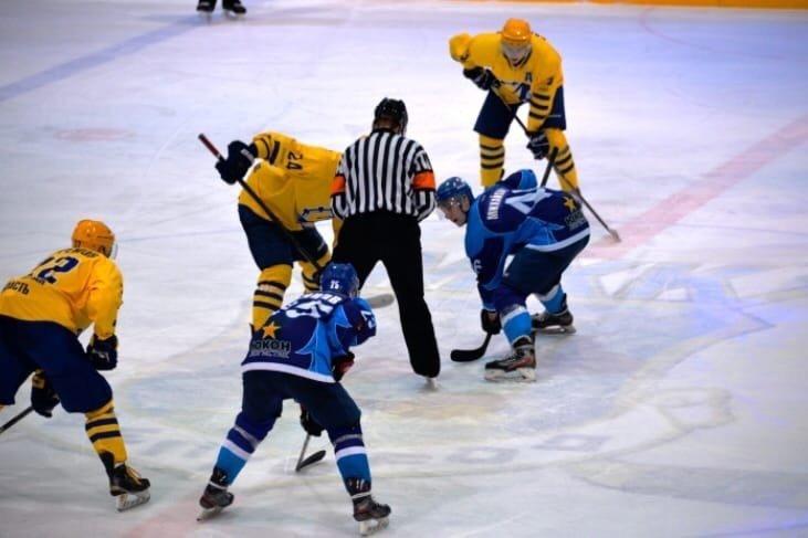 Игра в Белгороде, Фото с сайта МХК «Белгород»