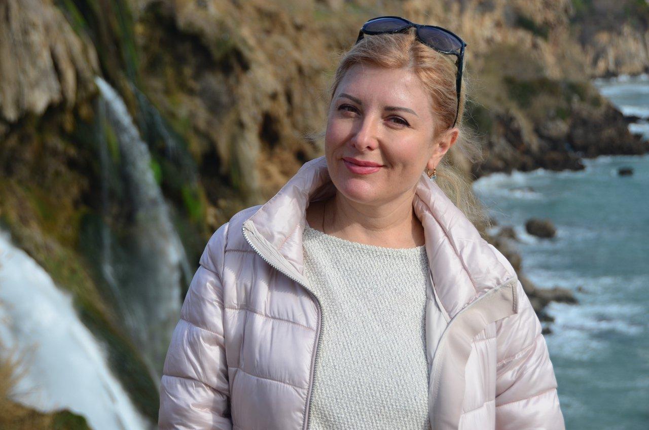 Наталья Зотова, Фото из личного архива