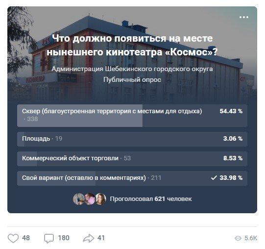 Власти Шебекина сносят любимый кинотеатр горожан, фото-4