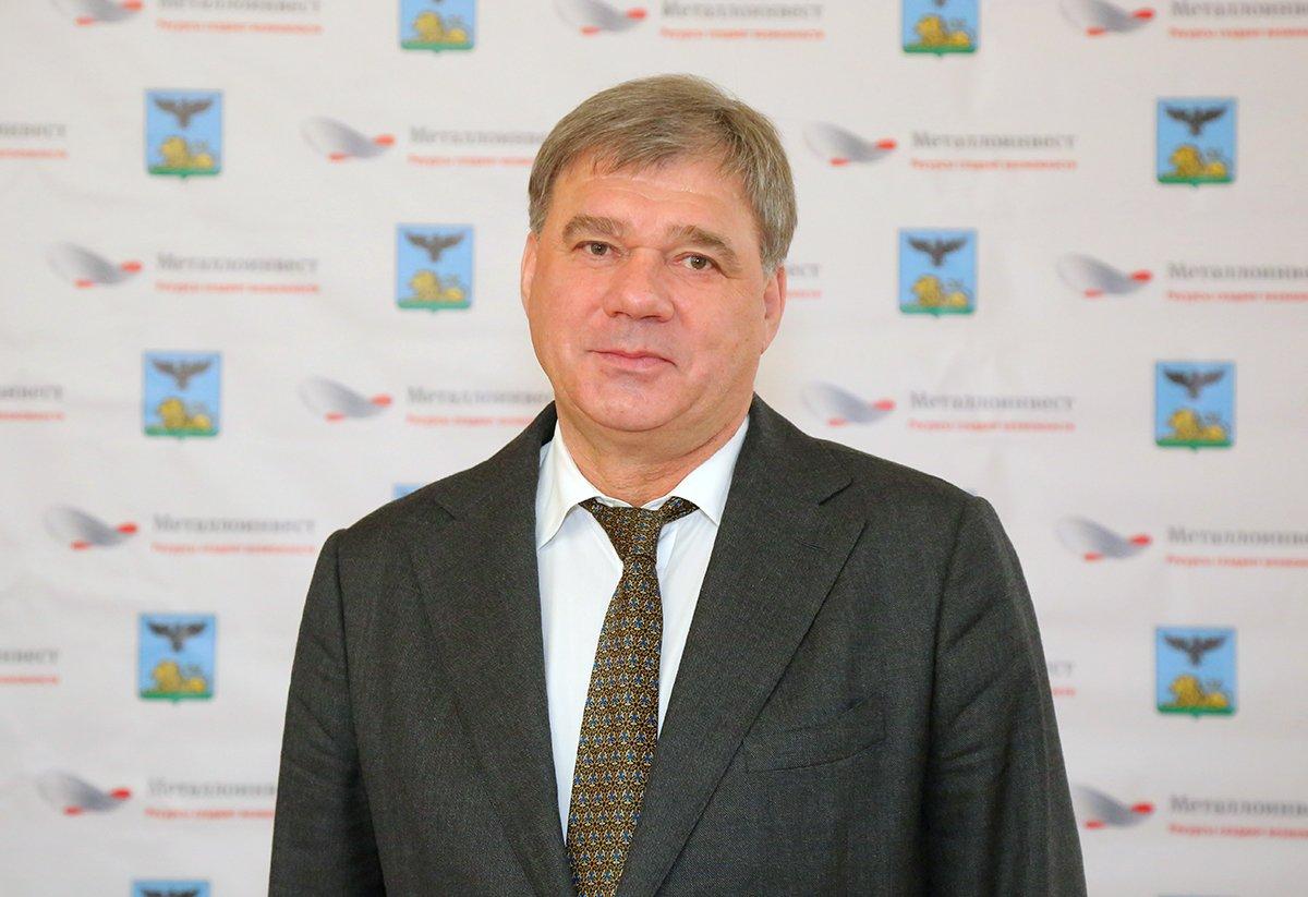 Алексей Кушнарёв, пресс-служба ОЭМК