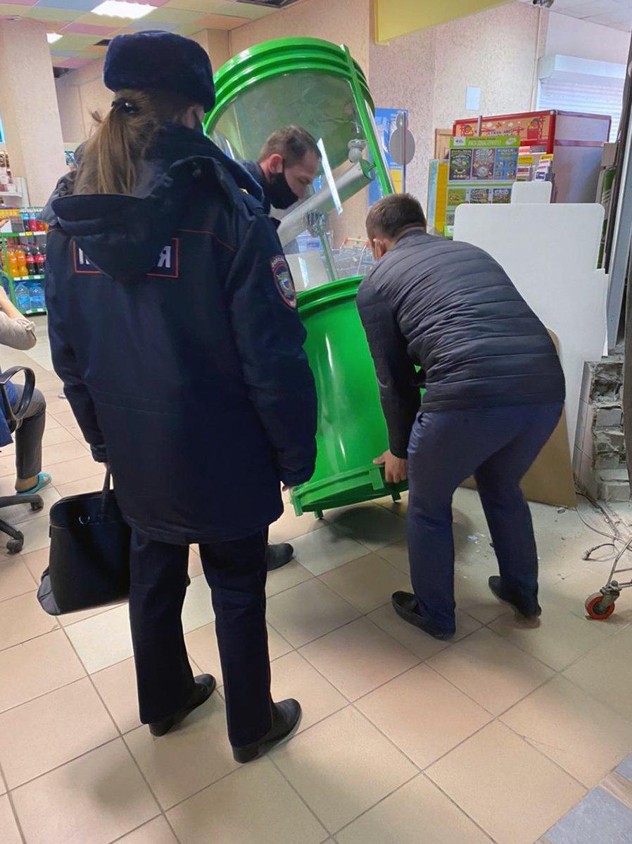 Арест бабломёта, фото: Евгений Дрёмов