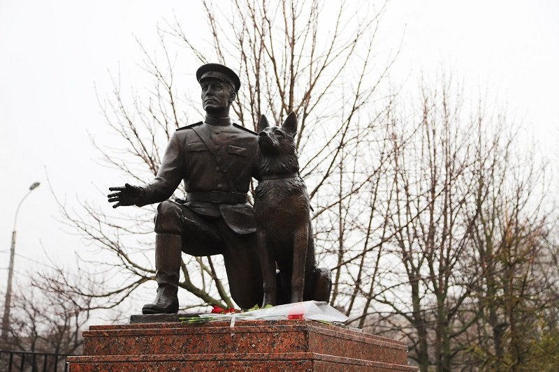 Фёдор Хихлушка погиб 55 лет назад вместе со своей собакой