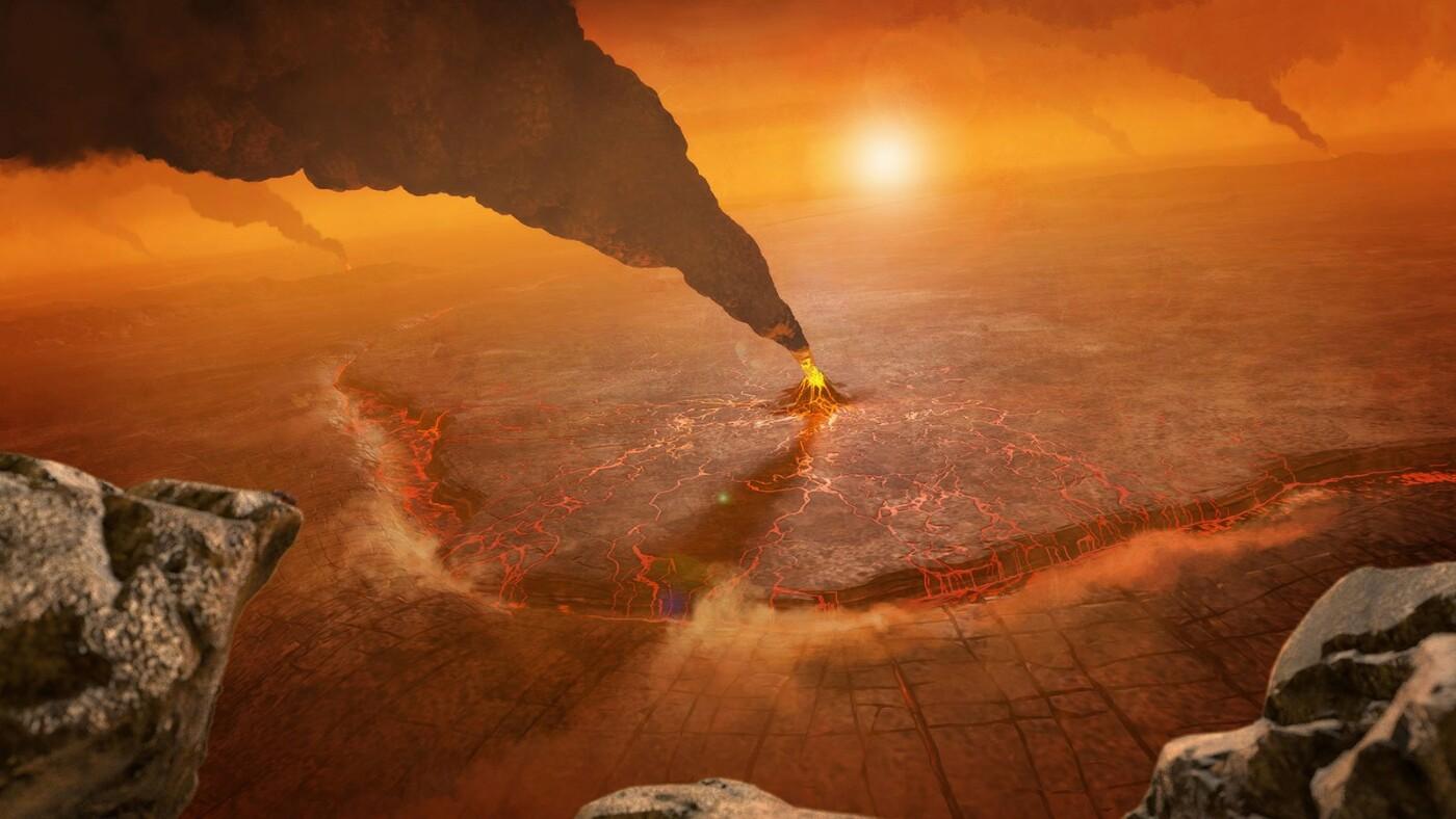 Венера, Марс, Титан: где поселится человечество через миллиард лет?, фото-3
