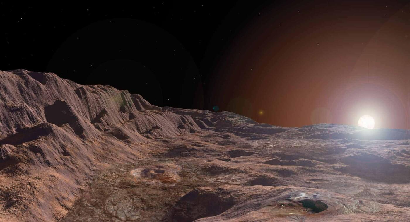 Венера, Марс, Титан: где поселится человечество через миллиард лет?, фото-5