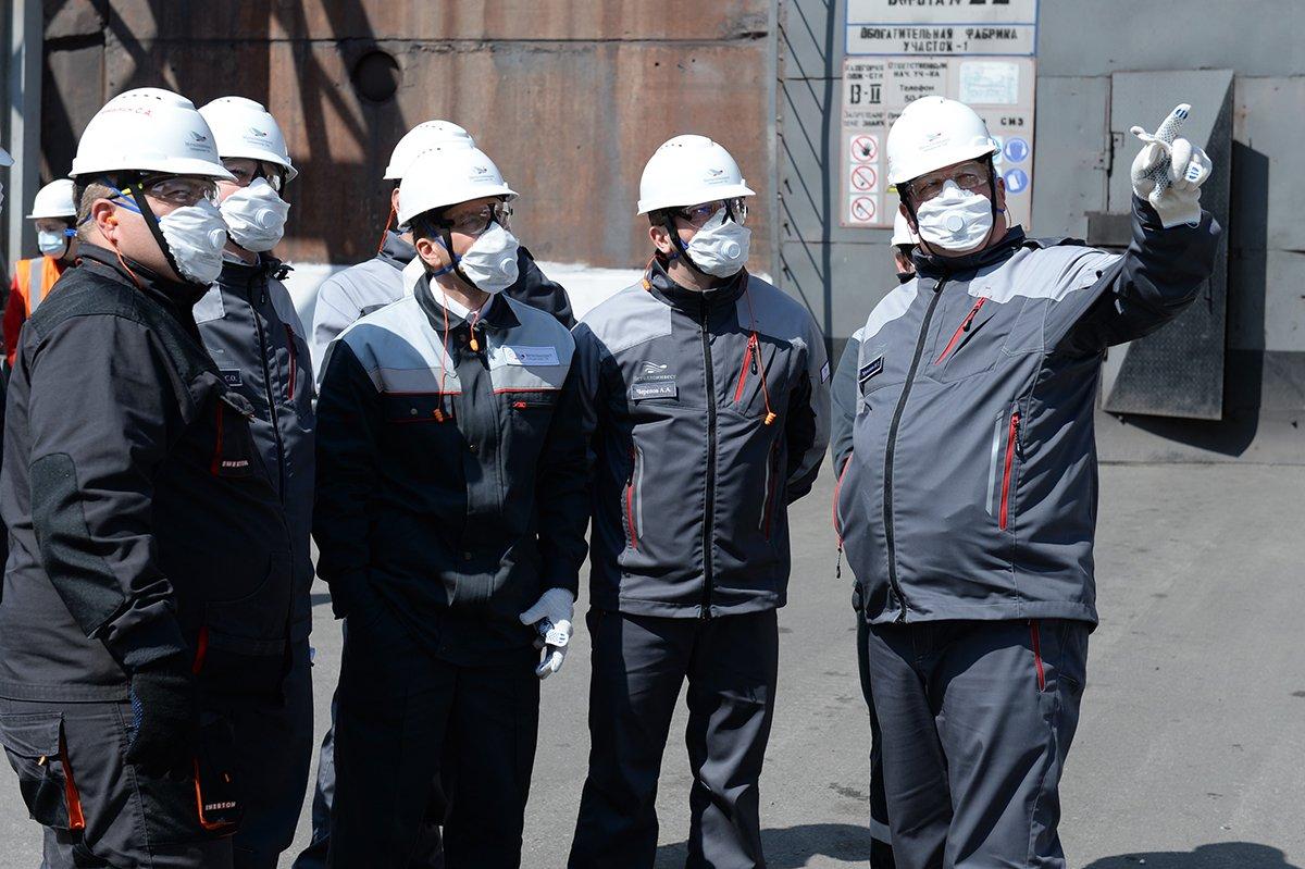 Металлоинвест трансформирует систему охраны труда и промбезопасности, фото-1