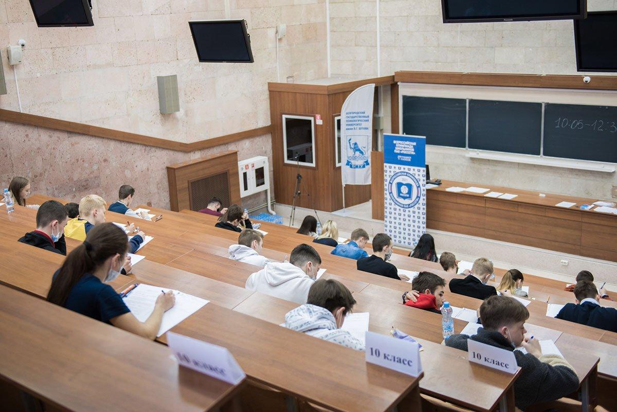 Участниками Всероссийской олимпиады школьников «Россети»  стали 164 белгородца, фото-5