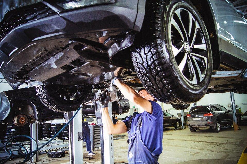 Официальный сервисный центр Volkswagen «Автоцентр Триумф»: качественное обслуживание на гарантии и после, фото-5