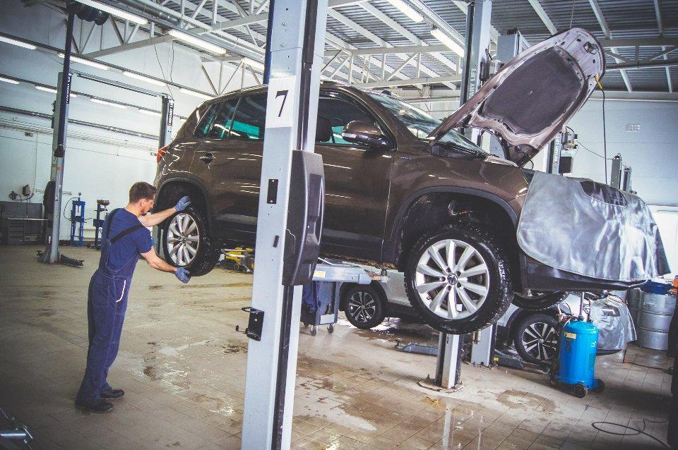 Официальный сервисный центр Volkswagen «Автоцентр Триумф»: качественное обслуживание на гарантии и после, фото-8