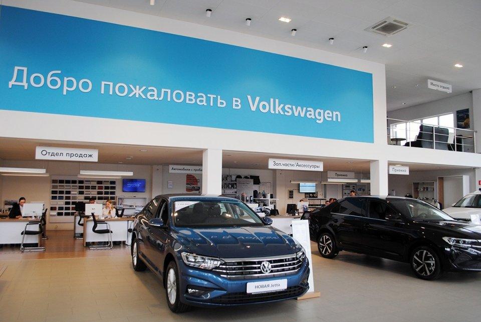 Официальный сервисный центр Volkswagen «Автоцентр Триумф»: качественное обслуживание на гарантии и после, фото-2