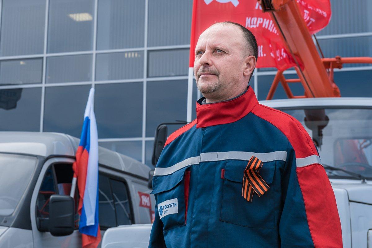 Белгородские энергетики проехали маршрутами Победы, фото-1
