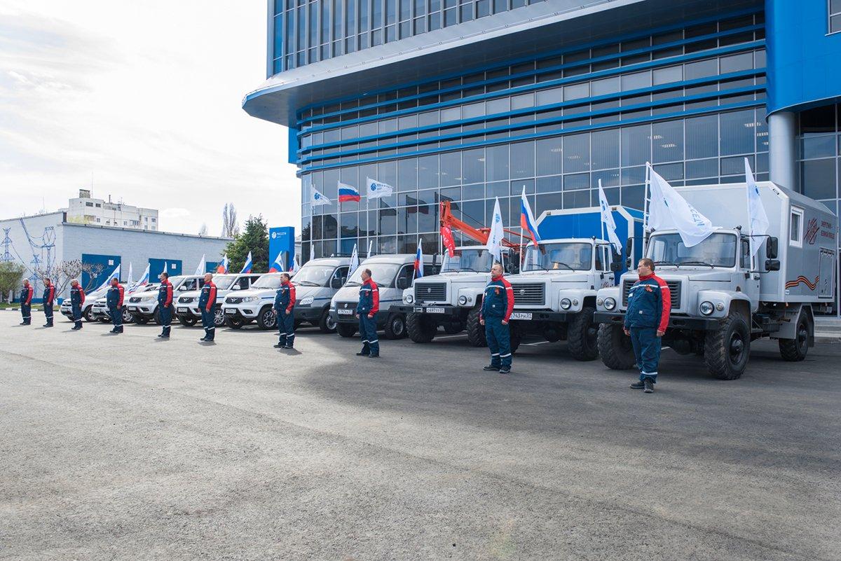 Белгородские энергетики проехали маршрутами Победы, фото-2