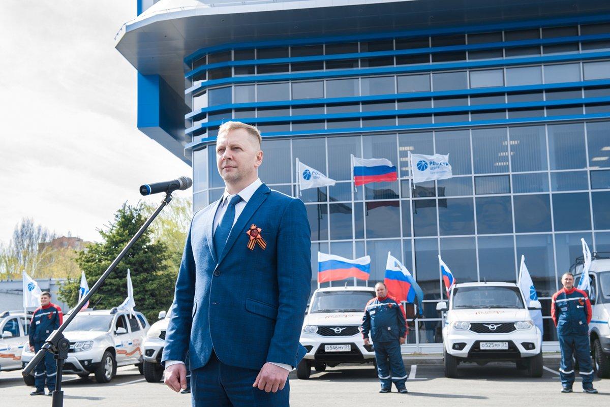 Белгородские энергетики проехали маршрутами Победы, фото-3