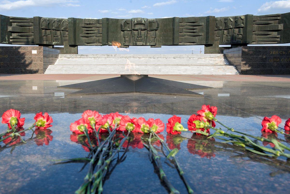 Белгородские энергетики проехали маршрутами Победы, фото-10