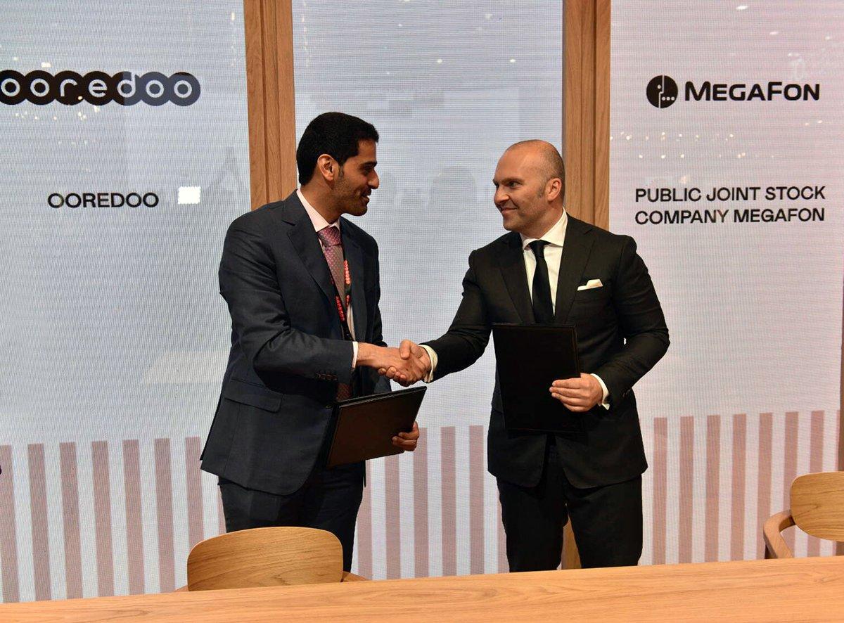 МегаФон поделится опытом с оператором связи Катара, фото-1