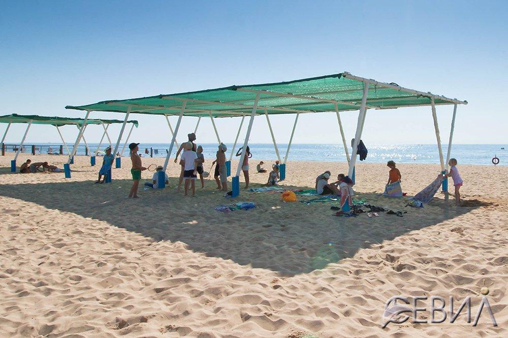 Как выглядит крымский лагерь для белгородских детей, фото-2