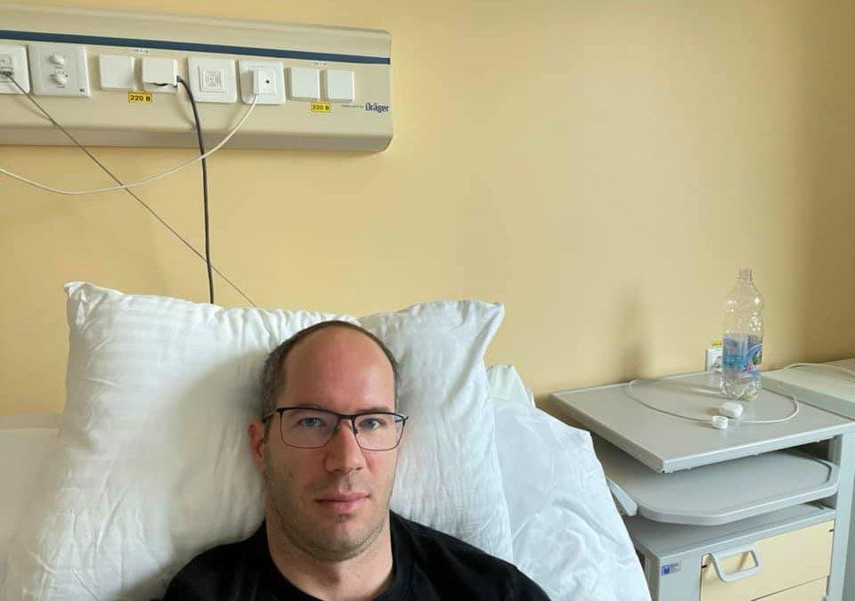 Белгородский вице-губернатор узнал о своей отставке на больничной койке, фото-1
