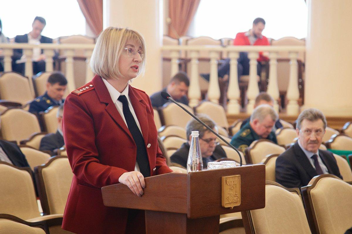 Главный санитарный врач Белгородской области