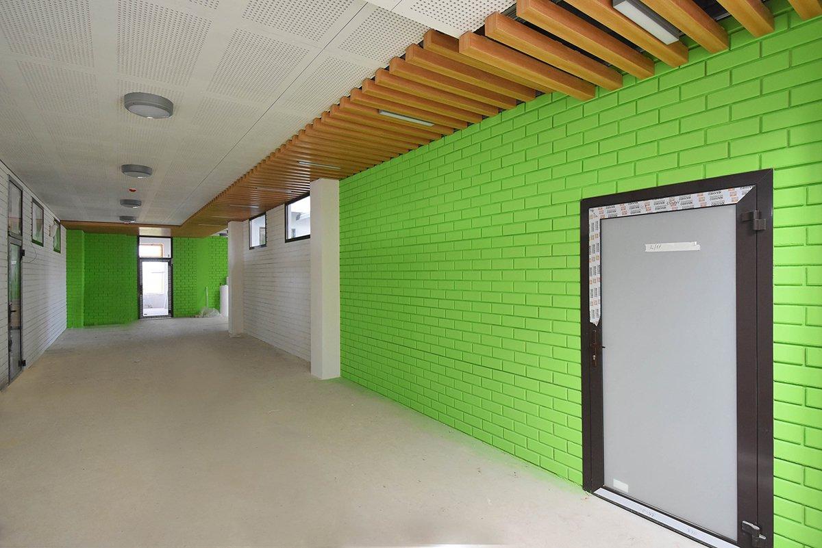 Корпорация ЖБК-1 завершает строительство школы на 225 мест в Белгородской области, фото-4