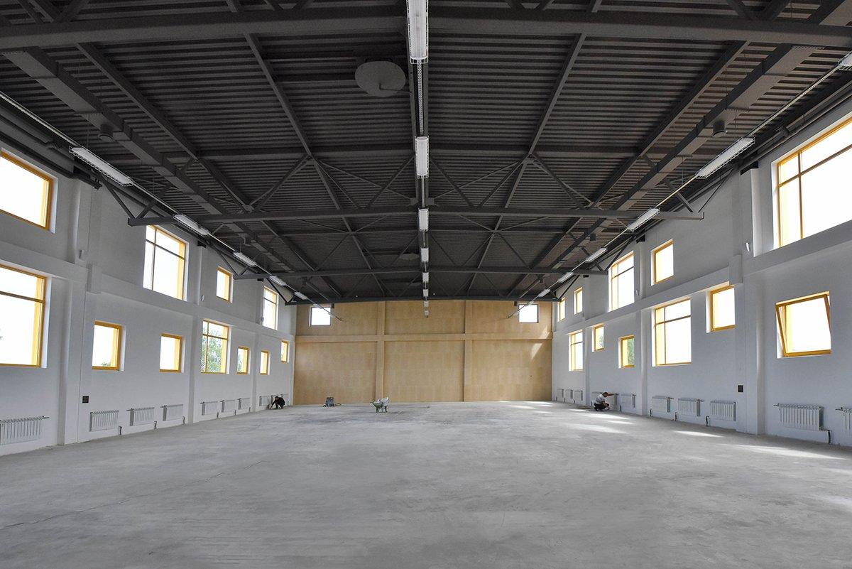 Корпорация ЖБК-1 завершает строительство школы на 225 мест в Белгородской области, фото-5