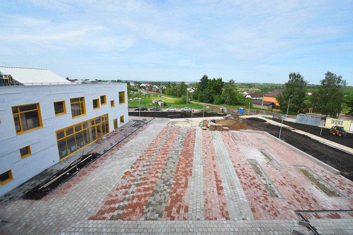 Корпорация ЖБК-1 завершает строительство школы на 225 мест в Белгородской области, фото-8