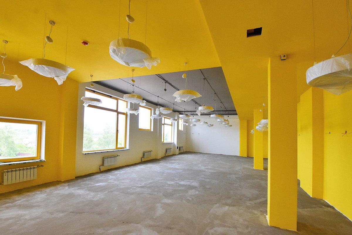 Корпорация ЖБК-1 завершает строительство школы на 225 мест в Белгородской области, фото-9