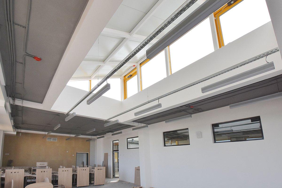 Корпорация ЖБК-1 завершает строительство школы на 225 мест в Белгородской области, фото-10
