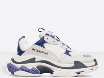 Кроссовки Balenciaga Triple S: модно и удобно