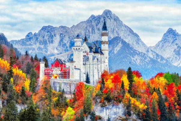 Красоты Германии